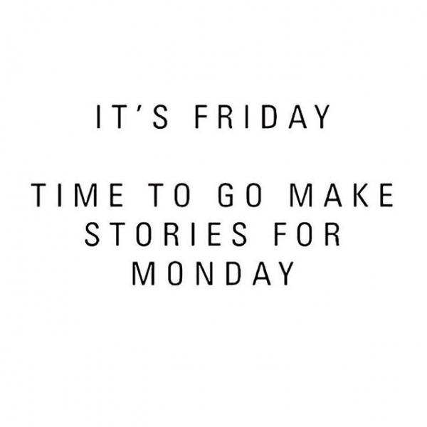 Let's do it! #Friday #ItsTheWeekend #MakeMemories