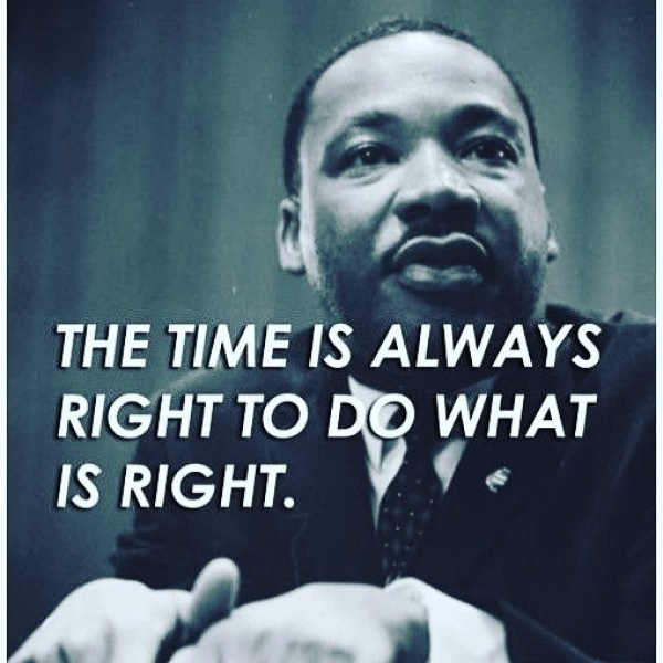 #honoringmartinlutherkingjr ❤️